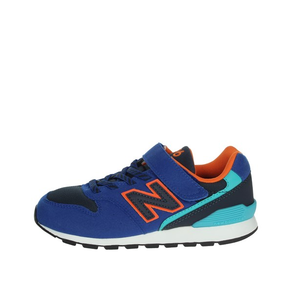 New Balance Shoes Sneakers Light blue YV996TBU