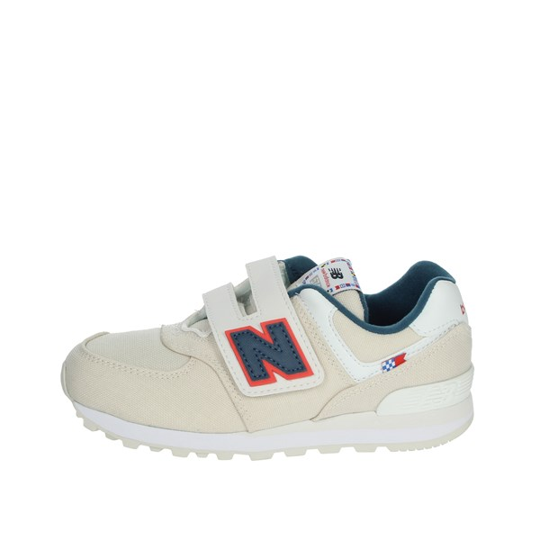 New Balance Shoes Sneakers Creamy white YV574SOM