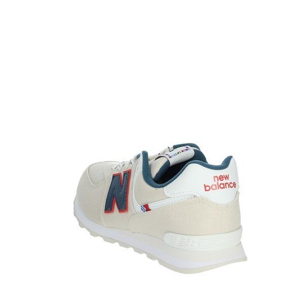 New Balance Shoes Sneakers Creamy white GC574SOM