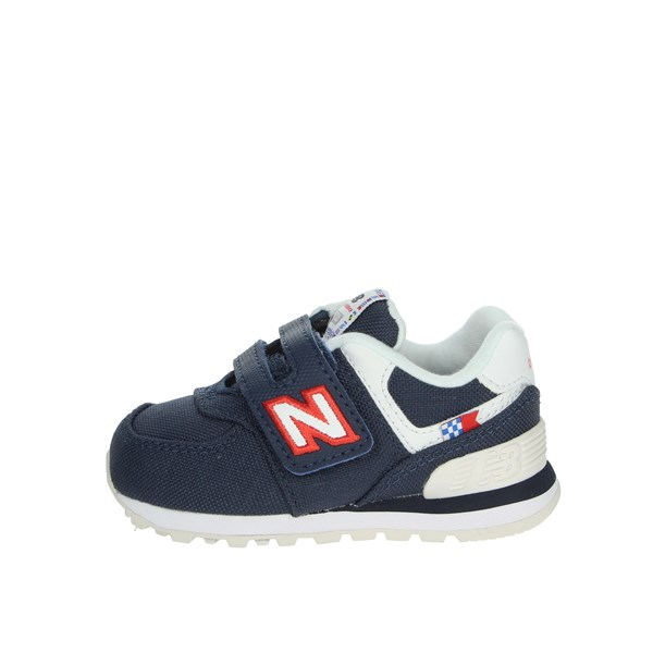 New Balance Shoes Sneakers Blue IV574SOP