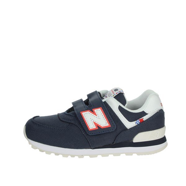 New Balance Shoes Sneakers Blue YV574SOP
