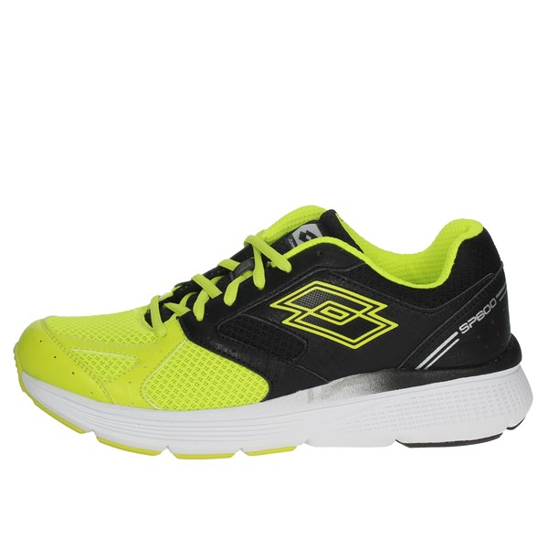 Lotto Shoes Sneakers Yellow-Fluo 213588