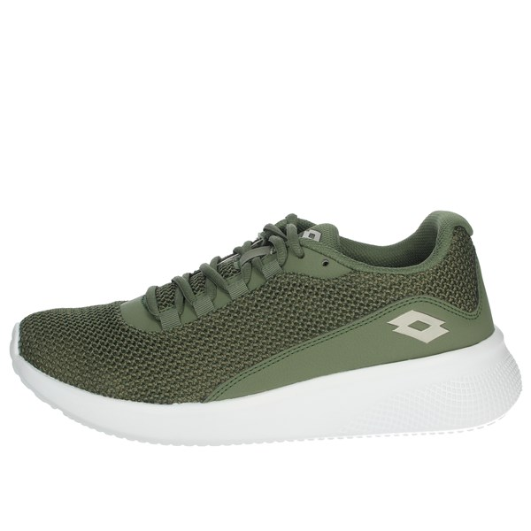 Lotto Shoes Sneakers Dark Green 213520