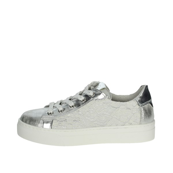 Nero Giardini Shoes Sneakers Silver E031510F