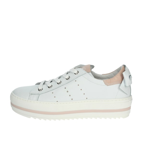 Nero Giardini Shoes Sneakers White E031570F