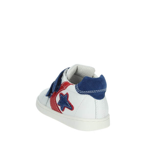 Nero Giardini Shoes Sneakers White/Blue E019082M