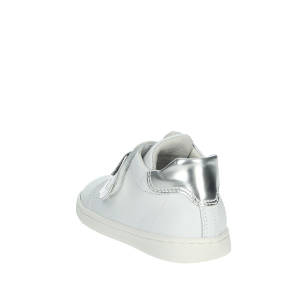 Nero Giardini Shoes Sneakers White/Silver E018131F