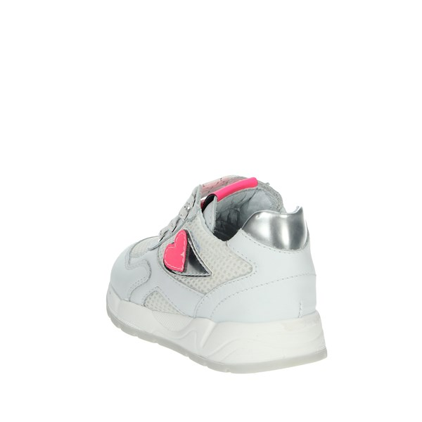 Nero Giardini Shoes Sneakers White/Fuchsia E021401F