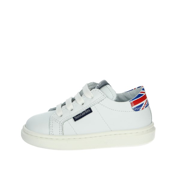 Nero Giardini Shoes Sneakers White E023801M