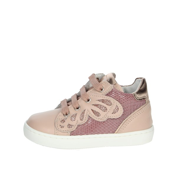Nero Giardini Shoes Sneakers Light dusty pink E021380F