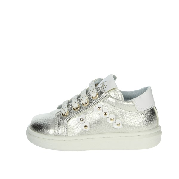 Nero Giardini Shoes Sneakers Platinum  E021335F