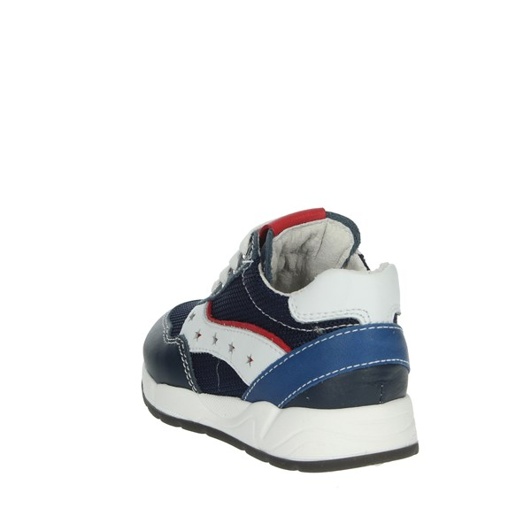 Nero Giardini Shoes Sneakers Blue/Red E023820M