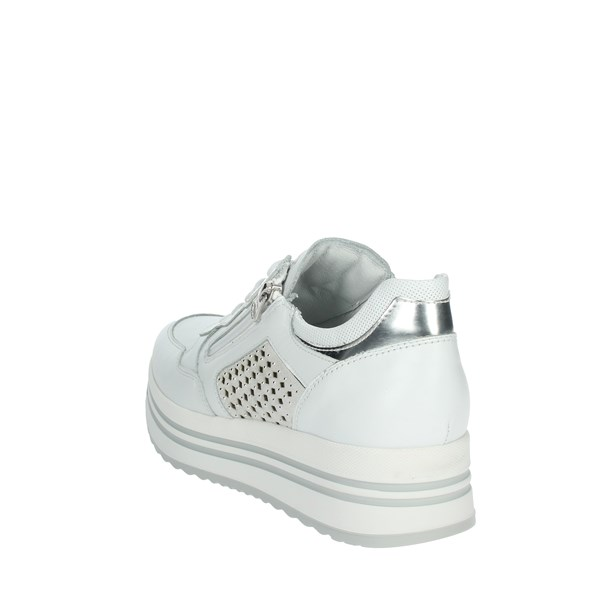 Nero Giardini Shoes Sneakers White E010563D