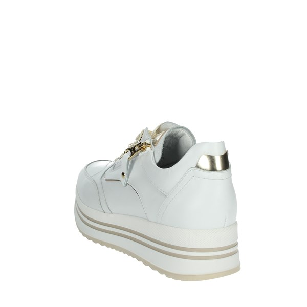 Nero Giardini Shoes Sneakers White E010560D