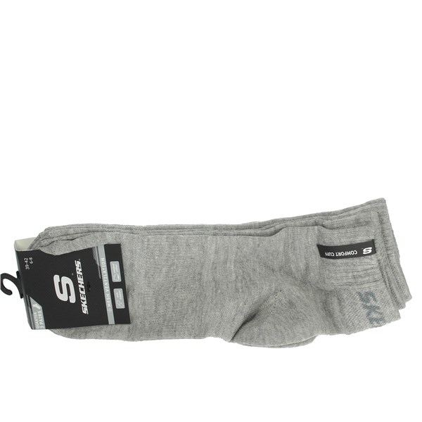 Skechers Accessories Socks Grey SK42017