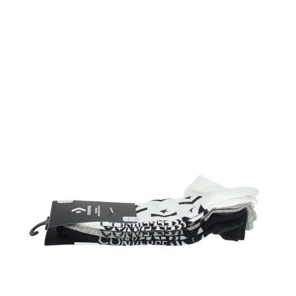 Converse Accessories Socks Black/White S7014123