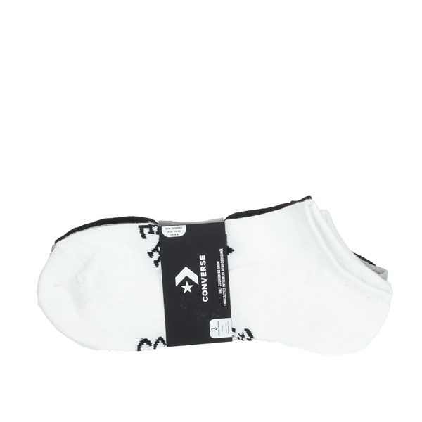 Converse Accessories Socks Black/White S7016284
