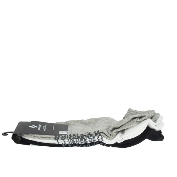 Converse Accessories Socks Black/White S7014114