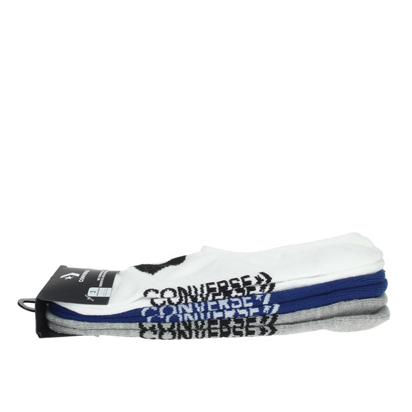Converse Accessories Socks White/Blue S7016287