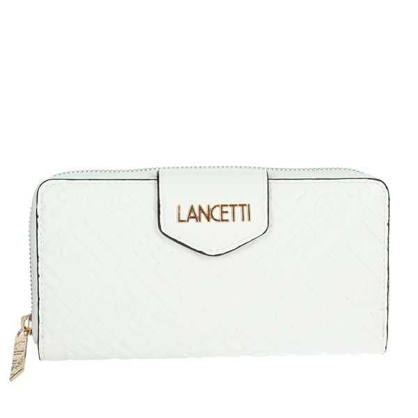 Lancetti Accessories Wallets White LWPD0015L17