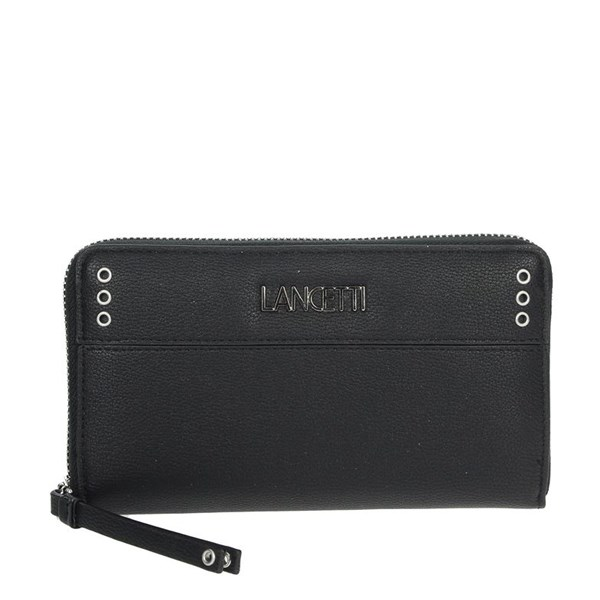 Lancetti Accessories Wallets Black LWPD0013L32