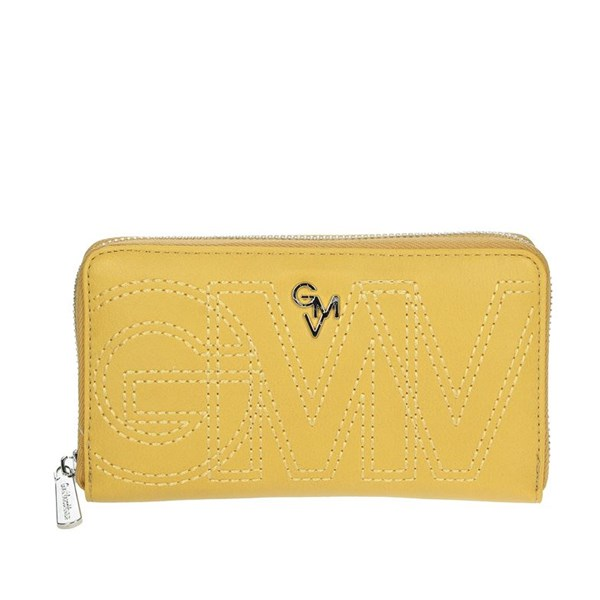 Gianmarco Venturi Accessories Wallet Mustard GWPD0012L32