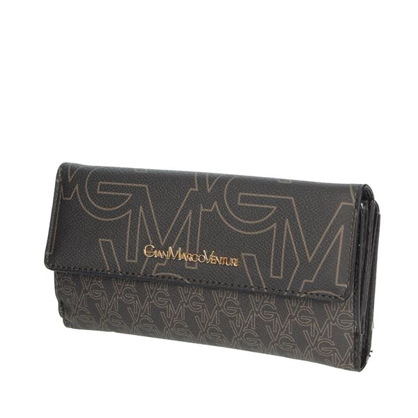 Gianmarco Venturi Accessories Wallet Brown GWVD0015L07