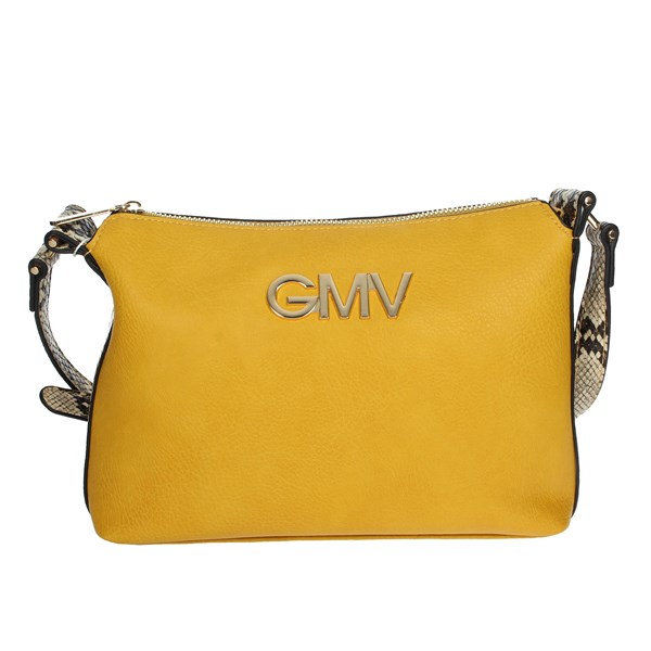 Gianmarco Venturi Accessories Bags Mustard GBPD0030CY1