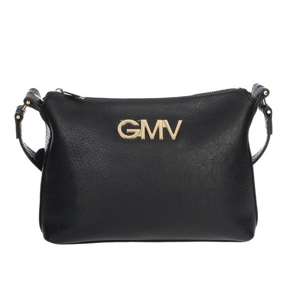 Gianmarco Venturi Accessories Bags Black GBPD0030CY1