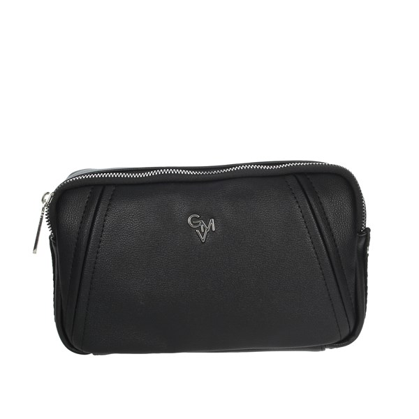 Gianmarco Venturi Accessories Bum Bag Black GBPD0026WT1