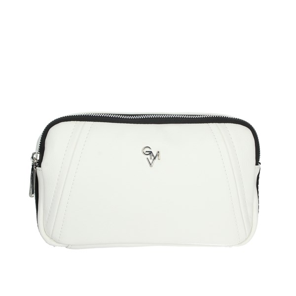 Gianmarco Venturi Accessories Bum Bag White GBPD0026WT1