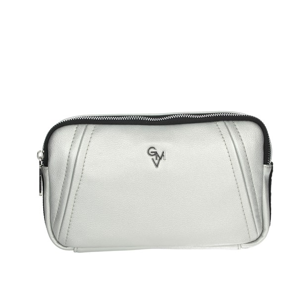Gianmarco Venturi Accessories Bum Bag Silver GBPD0026WT1