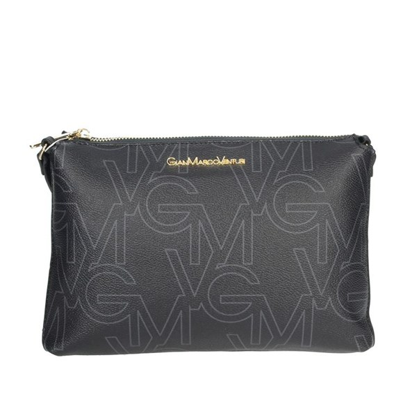 Gianmarco Venturi Accessories Bags Black/Grey GBVD0038CY1