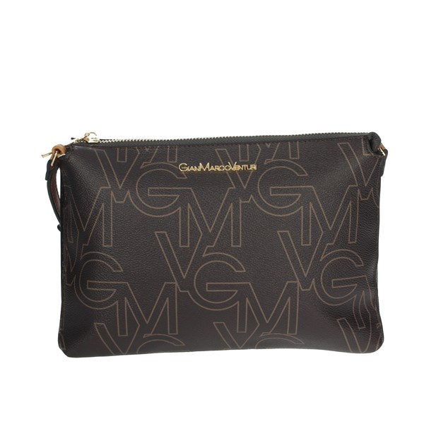 Gianmarco Venturi Accessories Bags Brown GBVD0038CY1