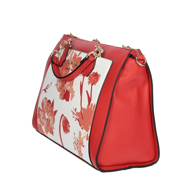 Gianmarco Venturi Accessories Bags Red GBMD0031HG2