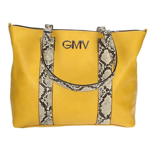 Gianmarco Venturi Accessories Bags Yellow GBPD0030SG3