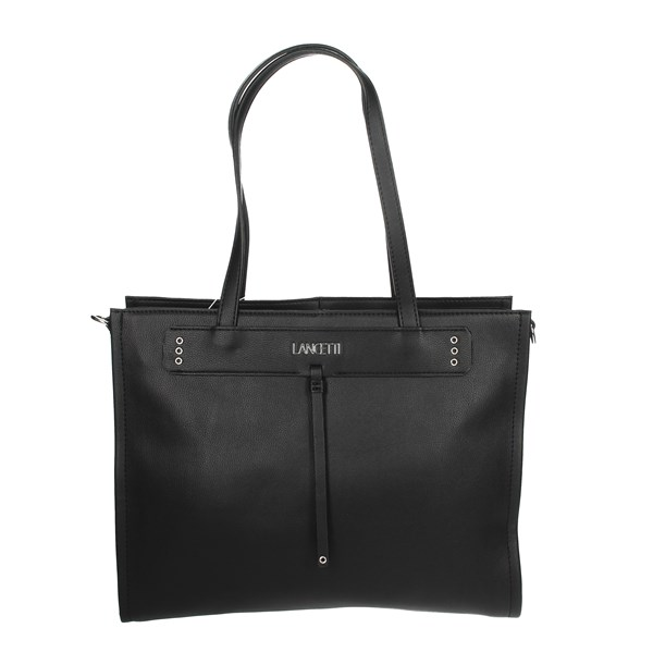 Lancetti Accessories Bags Black LBPD0034SG3