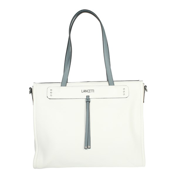 Lancetti Accessories Bags White LBPD0034SG3