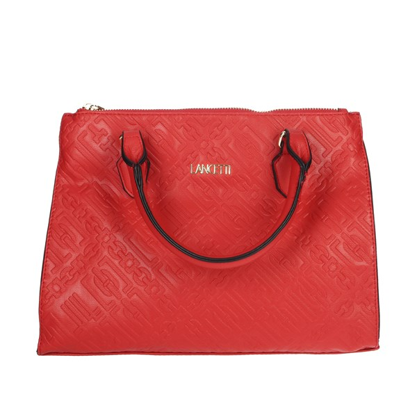 Lancetti Accessories Bags Red LBPD0043HG2