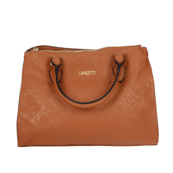 Lancetti Accessories Bags Brown leather LBPD0043HG2