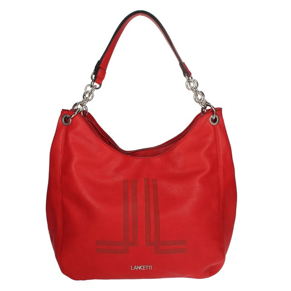 Lancetti Accessories Bags Red LBPD0033SG3