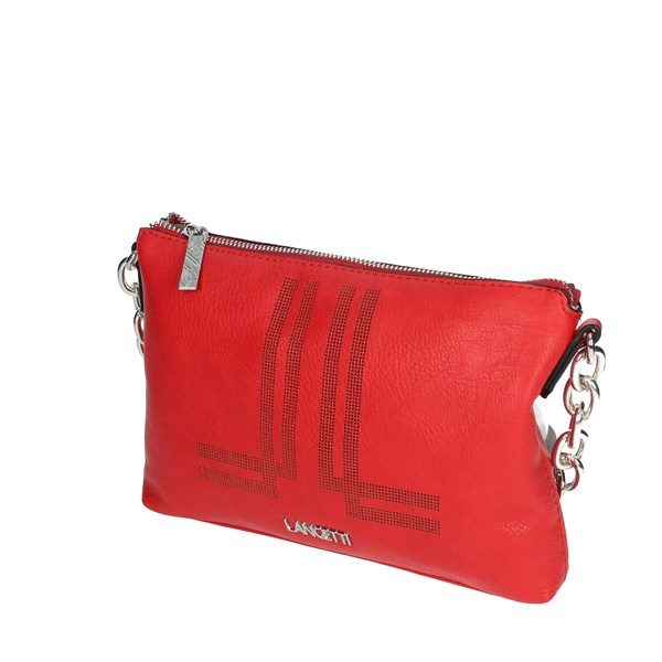 Lancetti Accessories Bags Red LBPD0033CY1