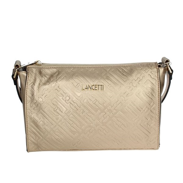Lancetti Accessories Bags Gold LBPD0043CY1
