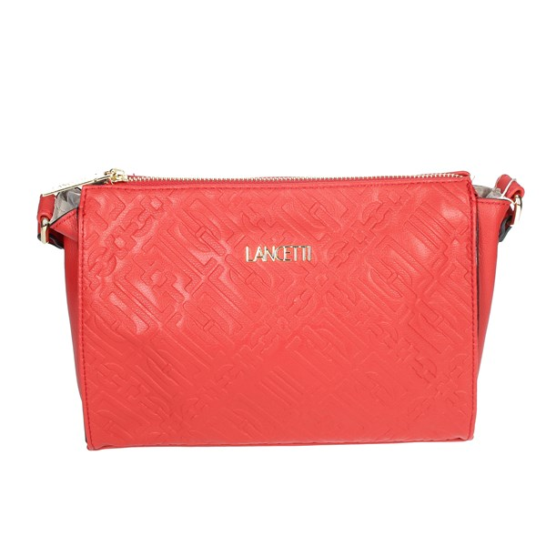 Lancetti Accessories Bags Red LBPD0043CY1