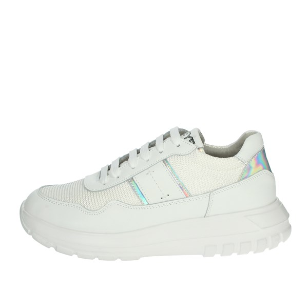 Keys Shoes Sneakers White K-801