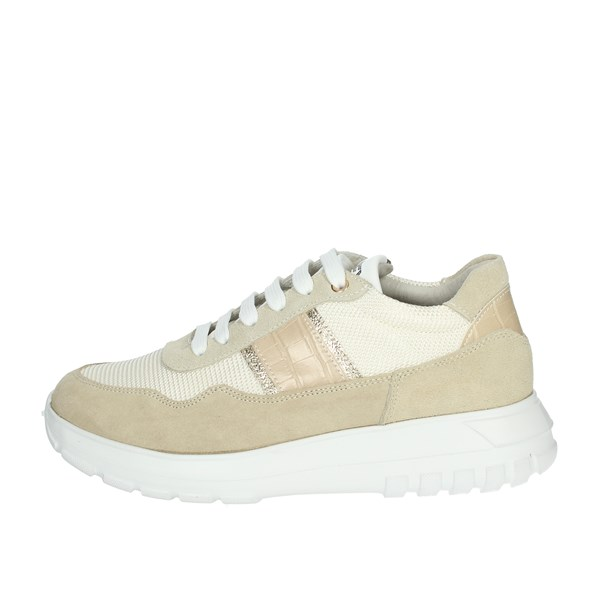 Keys Shoes Sneakers Beige K-800