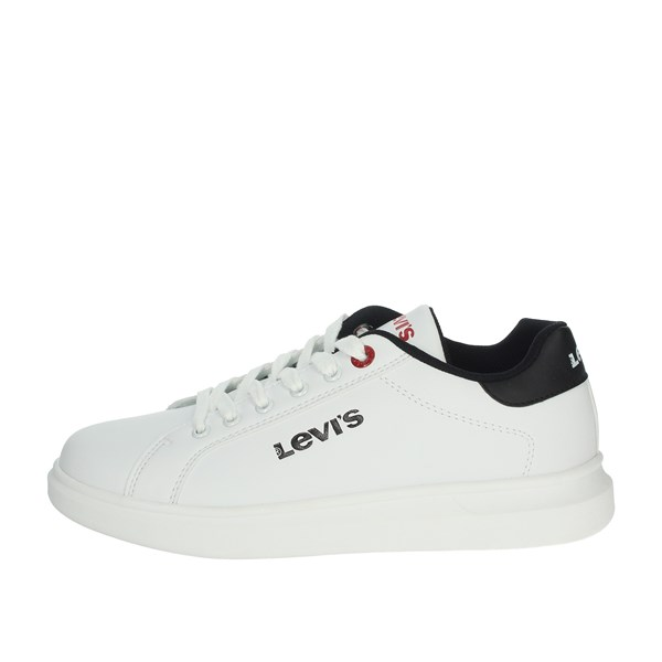 Levi's Shoes Sneakers White/Black VELL0011S