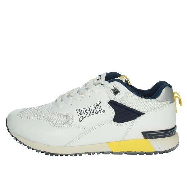 Everlast Shoes Sneakers White/Yellow MX305