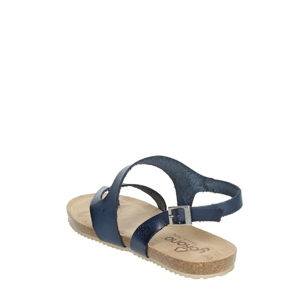 Yokono Shoes Sandals Blue GENOVA-500