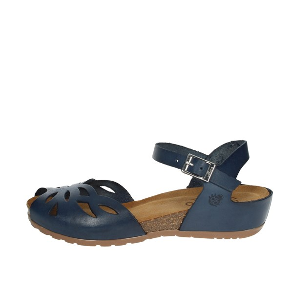 Yokono Shoes Sandals Blue CAPRI-003